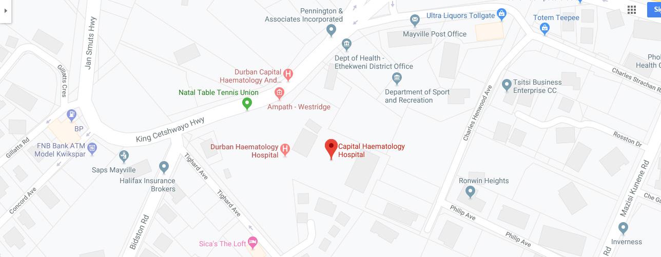 Capital Hospital Location Google Maps